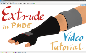 Video Tutorial - Extrude by Puroistna