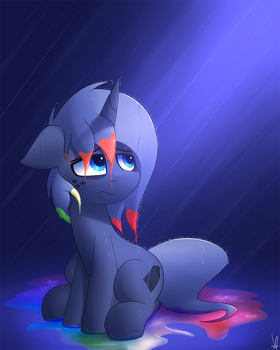 It never rains forever by ShinodaGE