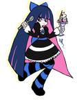 Stocking by OpalesquePrincess