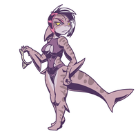 Tiger Shark by Zedrin