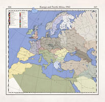 Europe and North Africa under the Reich, 1962 by ThePinkPanzer