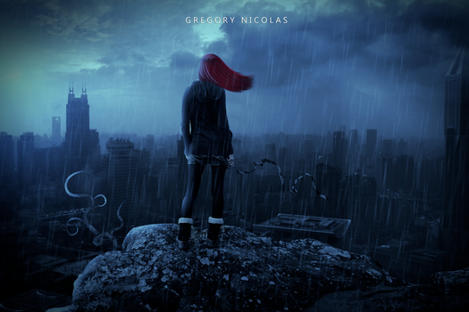 Stay Strong by GregoryNicolas