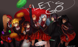 Lets Go! by Sogequeen2550