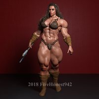Playing With Elsie 194: Barbarian Beginnings by FireHonest942
