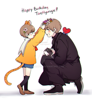 For Taehyungie with love by Karmatsu