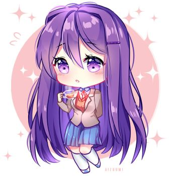 [+Video] Chibi Yuri by Aizuumi