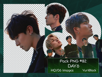 Pack PNG #82 - DAY6 |01| by YuriBlack