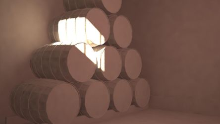 Barrels sun by themikester86