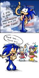 Sonic Kids by vaporotem