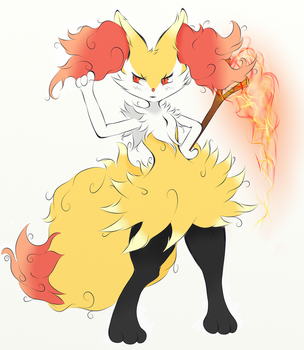 A Fervent Flame by LeCaregiver