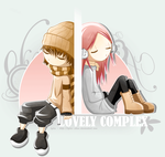 Lovely Complex by Lylia-chan