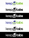 Logo Design - Keep Tabs - SOLD by MorBarda