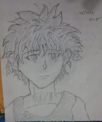 HxH - Killua by BrunoProg64