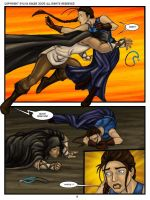 Ravenwood, page 3 by SilverKitty000