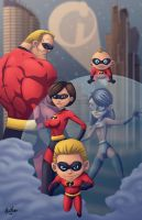 Incredibles by Kyle-Fast