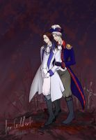 APH: Austria and Prussia by Hitooomi
