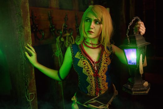 Just for science. Keira Metz cosplay 7 by Akarana