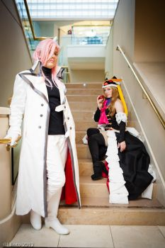 Penguindrum: The Library by FoxGlovesCosplay