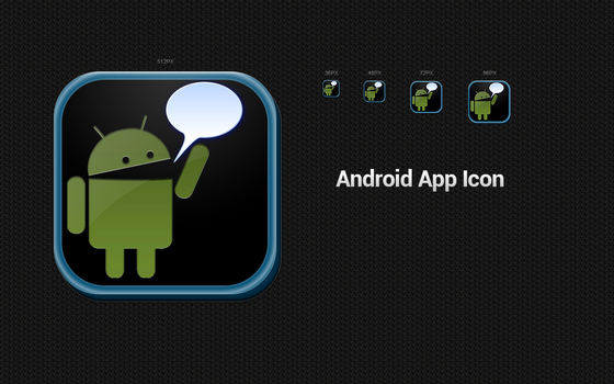 First App Icons by FallnShadw