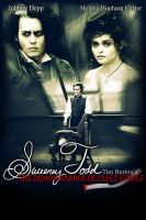Sweeney Todd Poster 4 by Never-Perfection