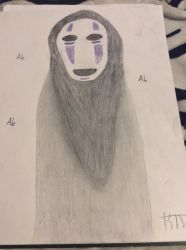 No Face by kayla4799