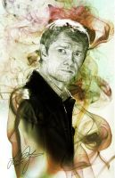 The Soldier Doctor: John Watson by Angel-Creations