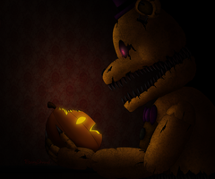 The Nightmare in the Hall by EbonyShroud