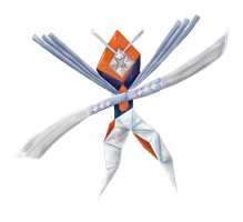 Gotta Draw Em All - Steel Collab - Shiny Kartana