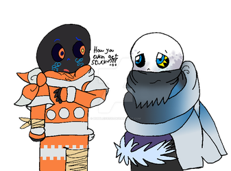 ScarfStuck- by BubbleIce720