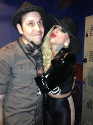Me and the awesome, Maria Brink by Age-Velez