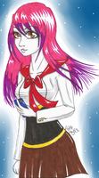 Tiva Montoya - Request (OC) by ALittleLady