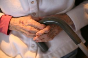 Elderly Hands 5368484 by StockProject1