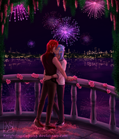 A Spring Night In Your Arms [Contest] by KnightingaleSong