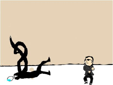 Oppa slender fail Style .:requested:. by TheSlender759