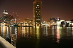 Baltimore Lights by DreAminginDigITal