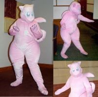 Mew - old 2008 costume by refira