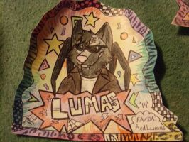 Lumas BLFC Badge by ShunkaManituTanka