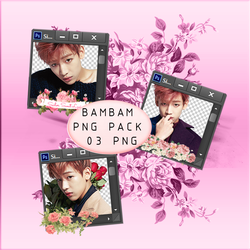 BamBam PNG Pack #2 by exostangalaxy