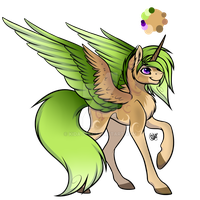 Nature Pony Auction -Closed- by Buddy1438