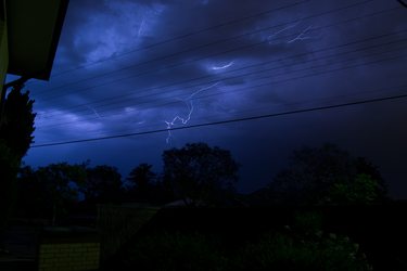 Thundering Bolts by DylserX