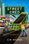 Street Cred Bookcover by Diana-Huang