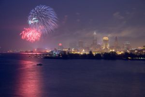 Cleveland 4th of July by jerod