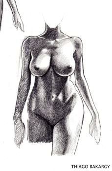 Woman sketch 1 by blacksad6