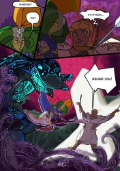 Medusa:Warrior of Justice the Graphic novel Pg 15 by BubbleDriver
