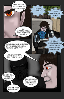 Dawn of 6 :1 PG3 by 4neodesigns