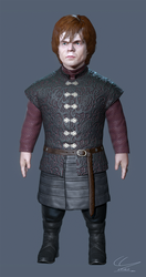 Tyrion Lannister by Dencii
