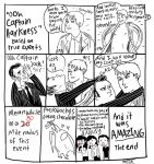 Ooh Captain Harkness by Mad-Hattie