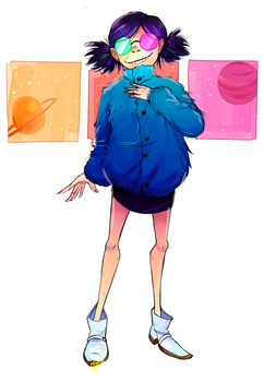 noodle by questionedSleeper