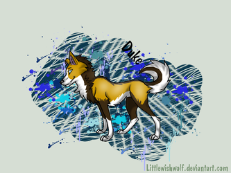 AT: unicorn-skydancer08 by LittleWishWolf