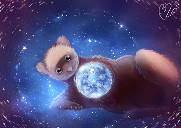 The Ferret of the End of the World by jkz123pl